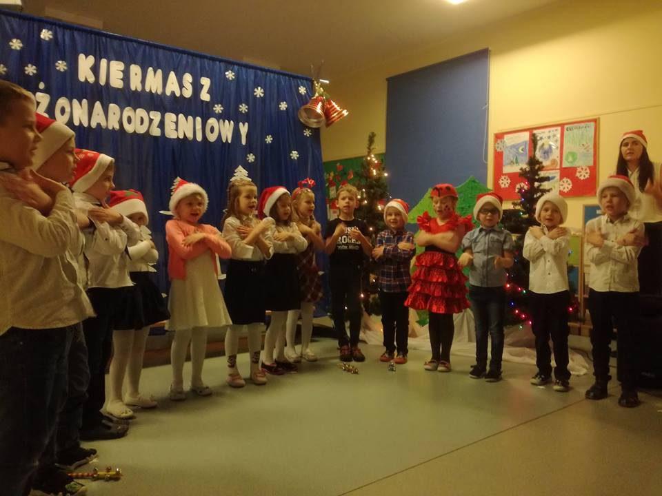 Kiermasz świąteczny – akcja charytatywna