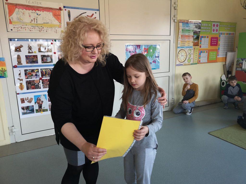 """Konkurs recytatorski """"Wiosenny powiew poezji"""" – etap szkolny"""