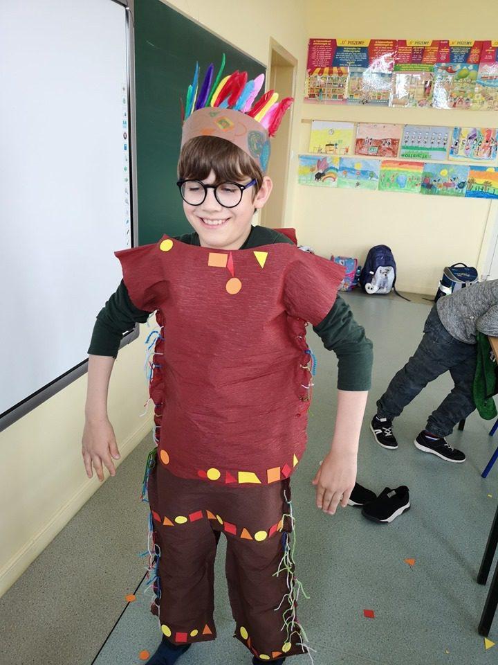 Indianie w klasie III