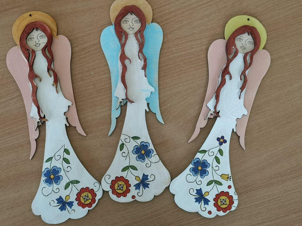 Kaszubskie anioły