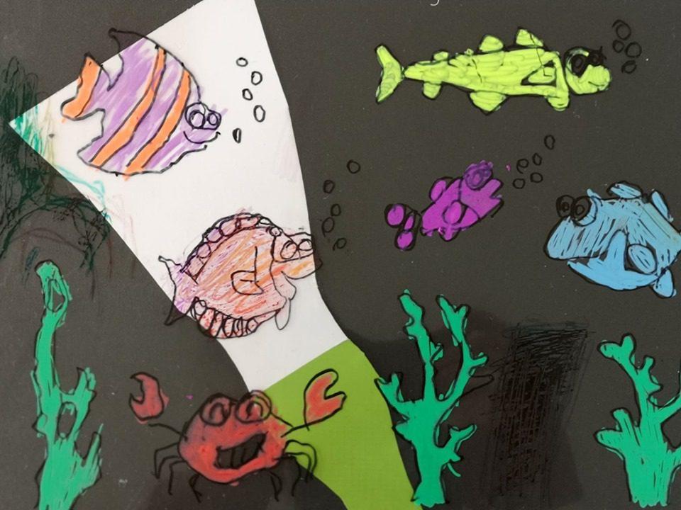 """""""Podwodny świat"""""""