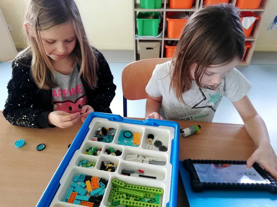 Robotyka w klasach 1-3
