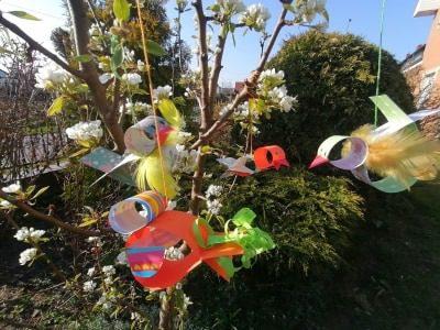 Wiosenne ptaszki