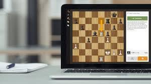 Internetowe rozgrywki szachowe