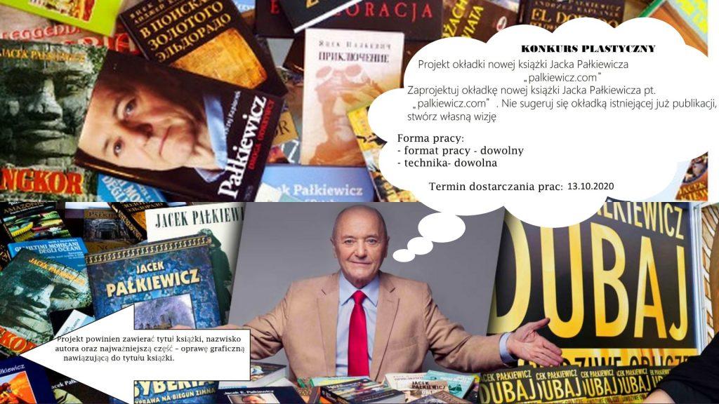 """Konkurs plastyczny pod hasłem: """"palkiewicz.com"""""""
